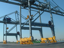 Main power supply for 6 STSContainer Cranes